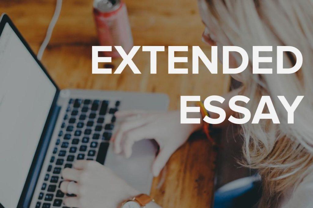 Extended essay ib length